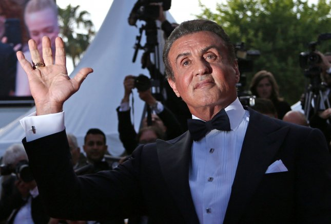 International studios are scooping up the distribution rights to Sylvester Stallone's next movie Little America. File Photo by David Silpa/UPI