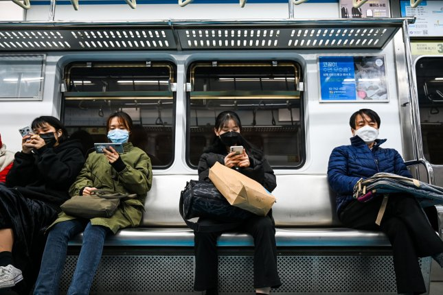 South Koreans have begun to receive face mask rations in the wake of the global coronavirus pandemic. Photo by Thomas Maresca/UPI