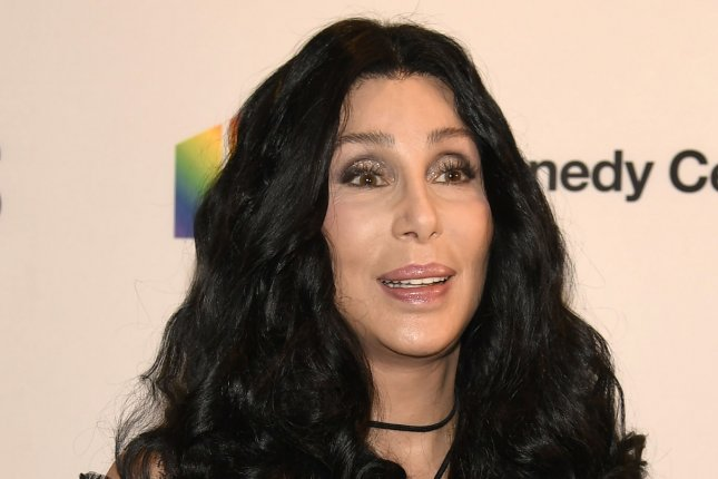 Cher discussed on The Late Late Show with James Corden how she helped rescue an elephant named Kaavan in Islamabad. FilePhoto by Mike Theiler/UPI