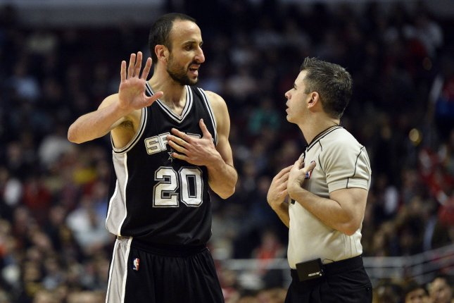 Manu Ginobili finalizing deal to return to Spurs for 16th National Basketball Association season