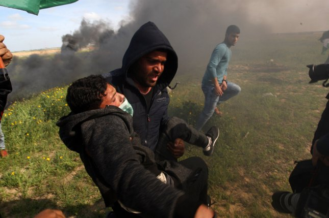 Palestinian killed in clashes with Israeli army
