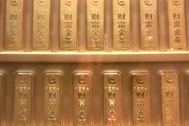 24 gold bars found in airplane bathroom in India