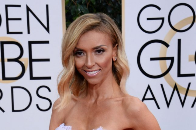 TV personality Giuliana Rancic attends the 72nd annual Golden Globe Awards at the Beverly Hilton Hotel in Beverly Hills, California on Jan. 11, 2015. Photo by Jim Ruymen/UPI