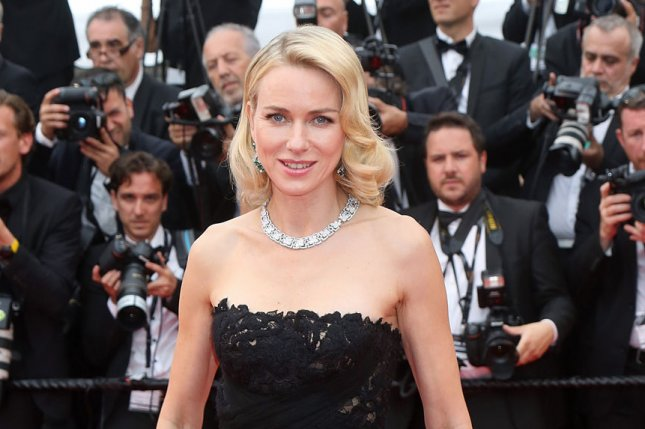 Naomi Watts at the Cannes International Film Festival on May 14. The actress' movie, 'Demolition,' will open the 2015 Toronto International Film Festival. File photo by David Silpa/UPI