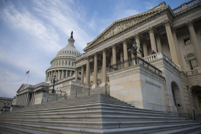 The House Financial Services Committee approved the Financial Choice Act on Thursday, a bill designed to rewrite the Dodd-Frank Act by revoking a number of financial regulations put in place after the 2008 economic crisis. File Photo by Kevin Dietsch/UPI