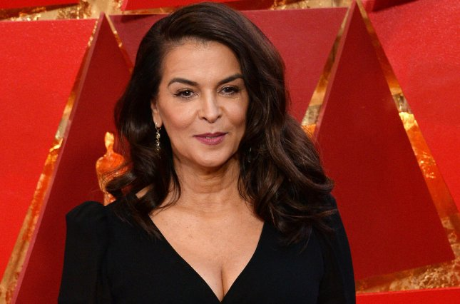 Actress Annabella Sciorra said Thursday that Harvey Weinstein raped her in her apartment in the early 1990s, as she testified in is predatory sexual assault case. File Photo by Jim Ruymen/UPI
