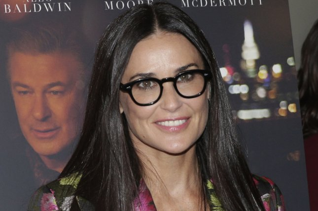 Demi Moore stars in a Peacock adaptation of Aldous Huxley's novel Brave New World. File Photo by John Angelillo/UPI