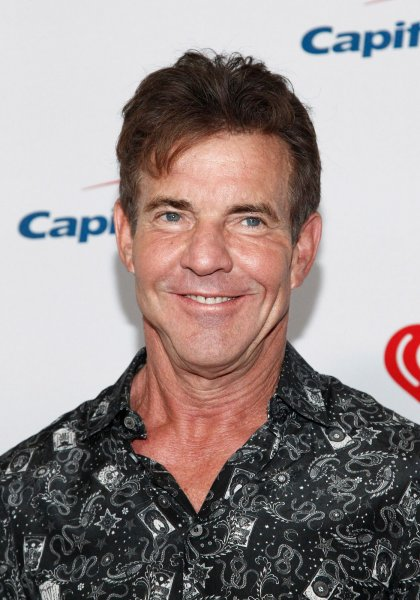 Dennis Quaid addressed his relationship with Laura Savoie following their engagement in October. File Photo by James Atoa/UPI