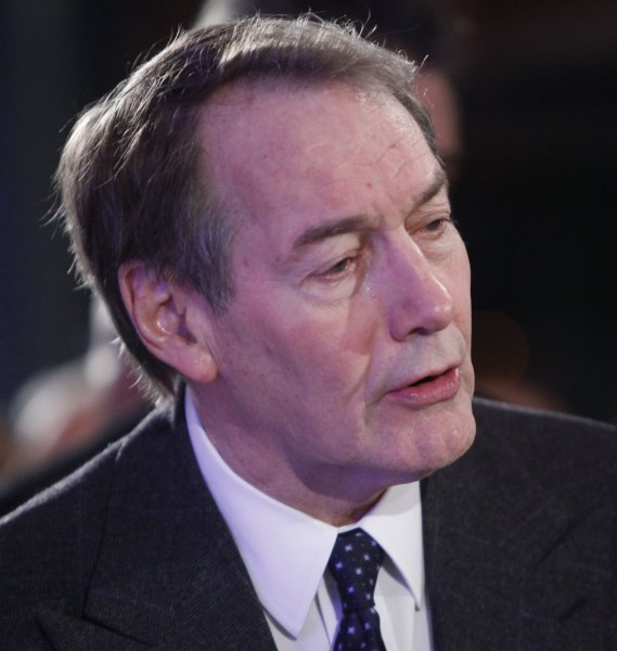 Journalist Charlie Rose, who will be one of the hosts of the new CBS This Morning. UPI/David Silpa