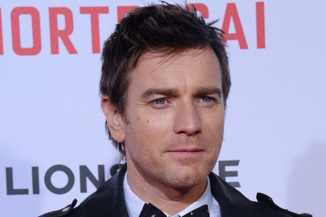 Ewan McGregor was initially intimidated to portray Jesus in 'Last Days in the Desert.' Photo by Jim Ruymen/UPI