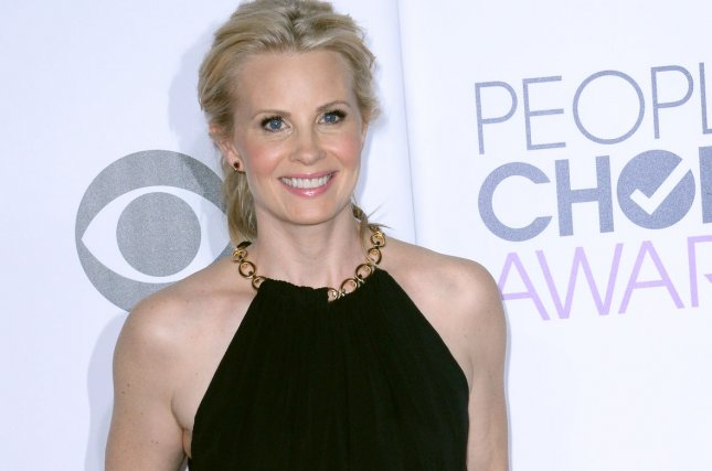 Actress Monica Potter is divorcing her husband after 10 years of marriage. File Photo by Jim Ruymen/UPI