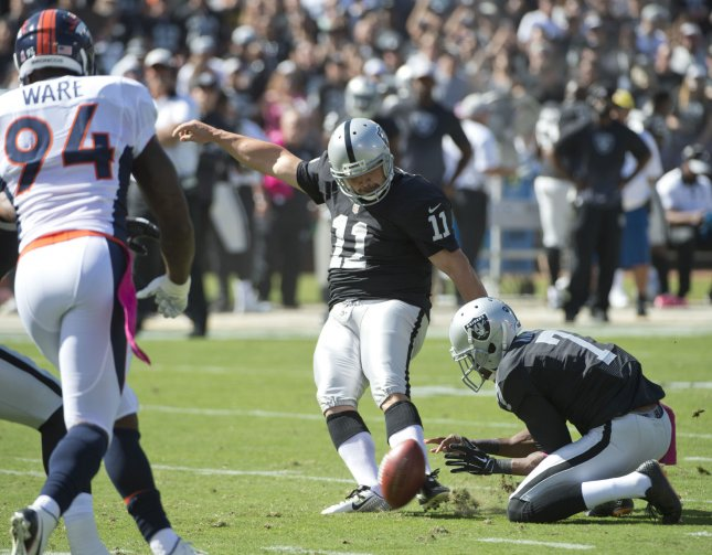 Raiders Moving on From Sebastian Janikowski After 18 Years