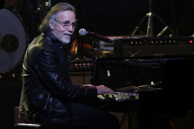 Jackson Browne has announced he is COVID-19 positive. File Photo by John Angelillo/UPI