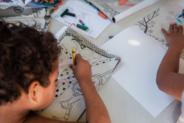Sleep problems and related affects on school performance disproportionately affect children of color, a new study has found. File Photo by Ariana Drehsler/UPI