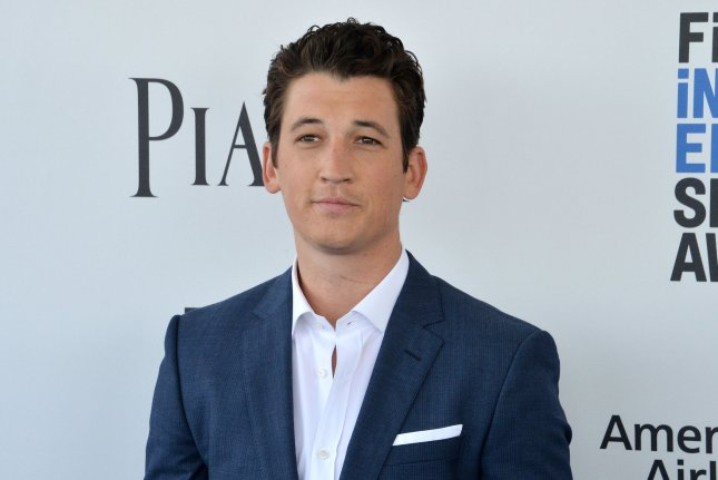 Miles Teller is set to star in The Offer for Paramount+. File Photo by Jim Ruymen/UPI