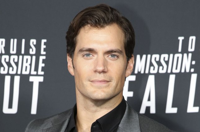 Henry Cavill plays Geralt of Rivia in the Netflix series The Witcher. File Photo by Oliver Contreras/UPI