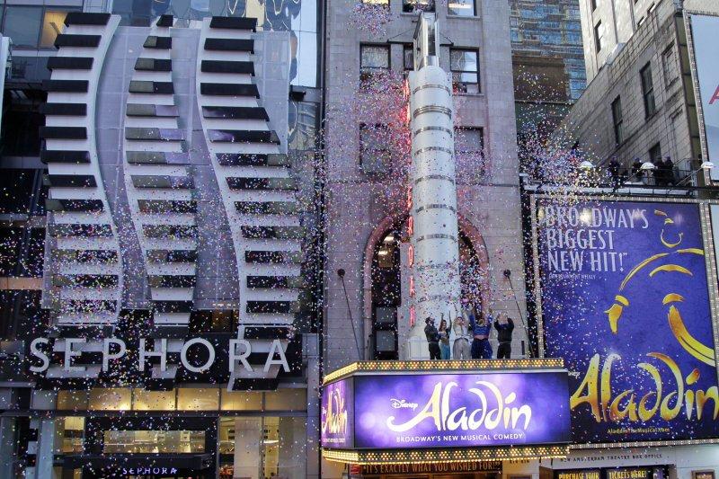 Positive COVID tests shut down Broadway's 'Aladdin' until Oct. 12