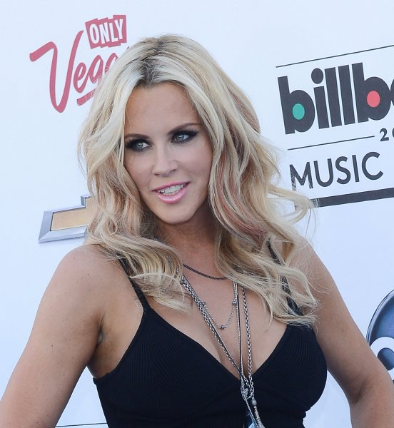 TV personality Jenny McCarthy arrives at the 2013 Billboard Music Awards held at the MGM Hotel in Las Vegas, Nevada on May 19, 2013. UPI/Jim Ruymen