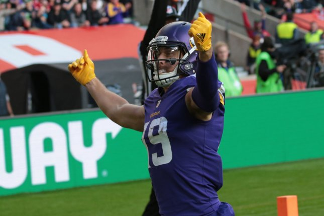 The Vikings' long snapper has now seen 2 National Football League  'miracles'