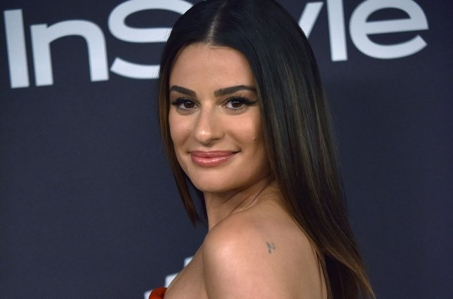 Singer-actress Lea Michele married AYR clothing company president Zandy Reich in California on Saturday. File Photo by Christine Chew/UPI