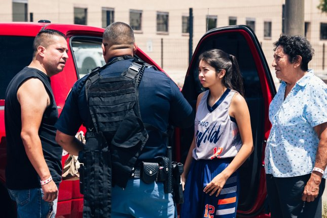 El Paso shooting suspect booked on capital murder charges