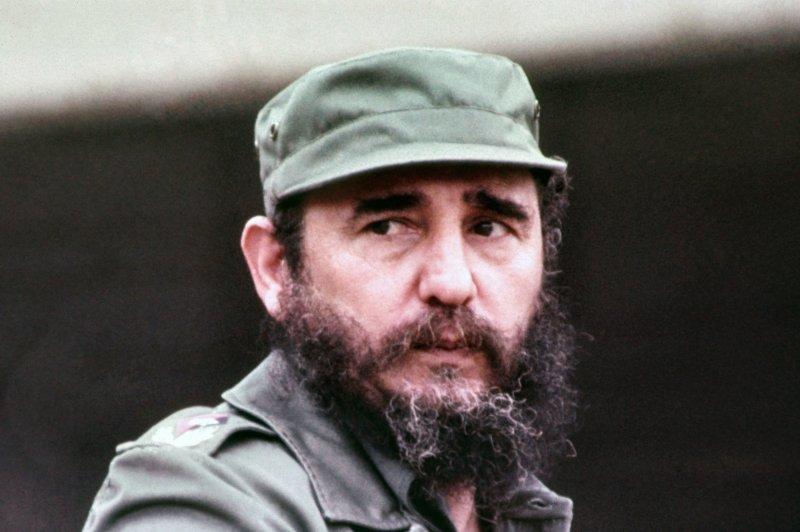 On Feb. 16, 1959, Fidel Castro was sworn in as Cuba's leader and set up a Communist regime. UPI File Photo