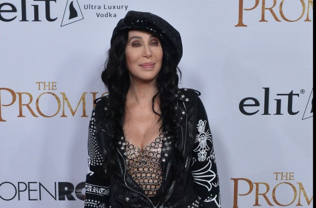 Cher attends the premiere of The Promise in Los Angeles on April 12. The Cher Show is to open on Broadway in the fall of 2018. File Photo by Jim Ruymen/UPI