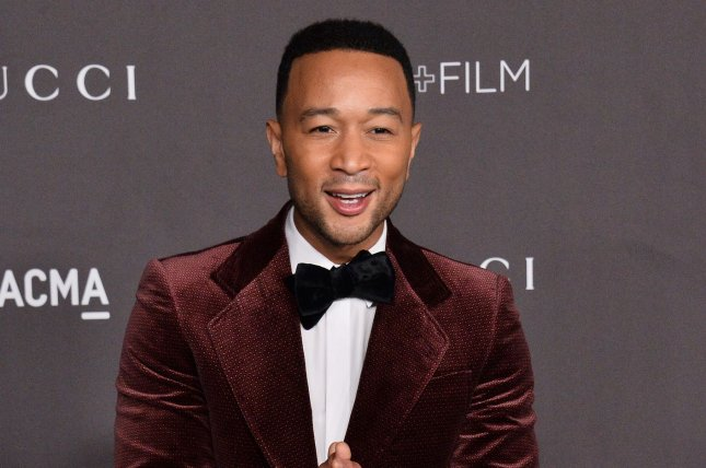John Legend will appear on the NBC series This is Us. File Photo by Jim Ruymen/UPI