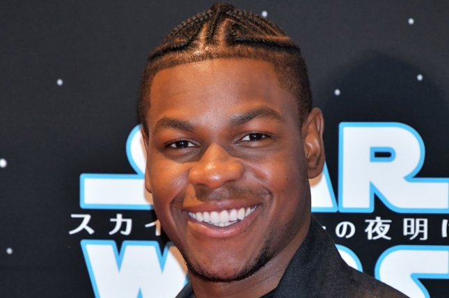 John Boyega discussed Finn's treatment in the Star Wars sequel trilogy and how his experience with the franchise was dictated by his race. File Photo by Keizo Mori/UPI