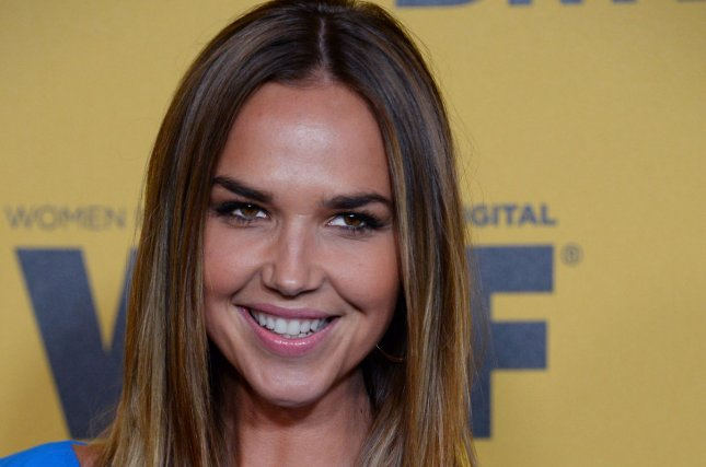 Actress Arielle Kebbel attends the annual Women In Film Crystal + Lucy Awards on June 11, 2014. Kebbel signed on to star in the last film the Fifty Shades of Gray series, Fifty Shades Freed. File Photo/UPI