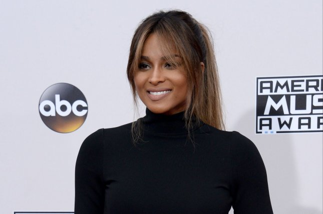 Ciara arrives for the 2016 American Music Awards on November 20. Ciara shared on Instagram how she shared a trip to Disneyland with Janet Jackson and their two sons. File Photo by Jim Ruymen/UPI