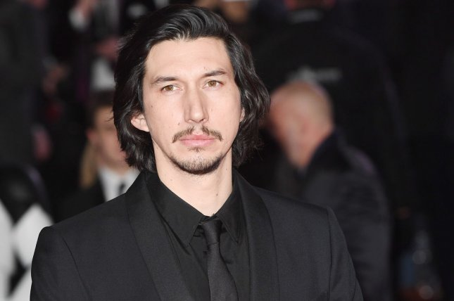 Adam Driver is to star in the Broadway revival of Burn This in 2019. File Photo by Rune Hellestad/ UPI