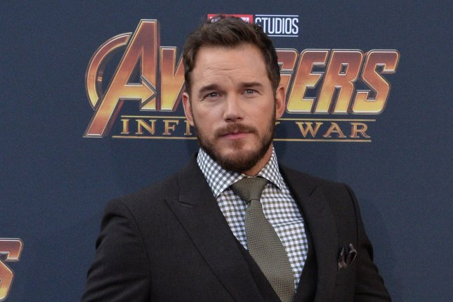 The Lego Movie 2 star Chris Pratt. Lego has announced that the sequel will be titled The Second Part. Photo by Jim Ruymen/UPI.