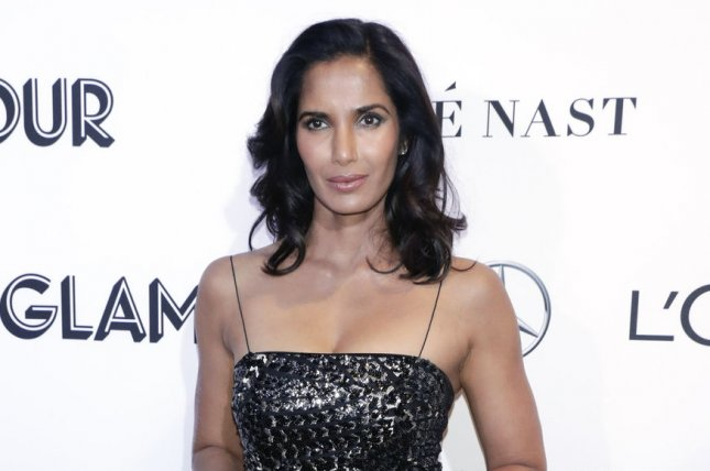 Padma Lakshmi remembered Fatima Ali during Wednesday's episode of Watch What Happens Live. File Photo by Jason Szenes/UPI