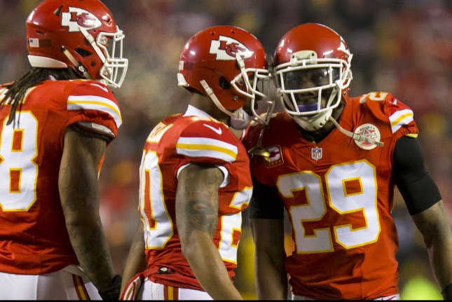 Eric Berry says he won't play on franchise tag