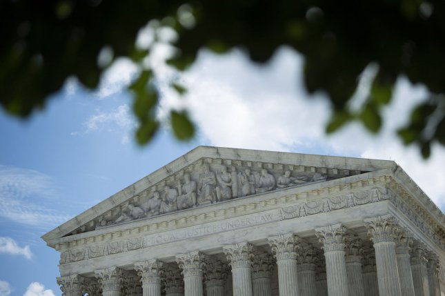 All nine U.S. Supreme Court justices agreed that presidents do not have an absolute constitutional shield from congressional subpoenas.  Photo by Kevin Dietsch/UPI
