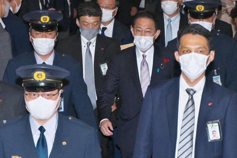 PM Fumio Kishida hopes Oct. 31 elections will 'choose future of Japan'