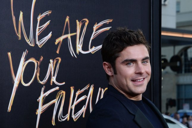 Zac Efron at the Los Angeles premiere of 'We Are Your Friends' on Aug. 20. The movie had the third-worst opening weekend of all time following its release Aug. 28. Photo by Jim Ruymen/UPI