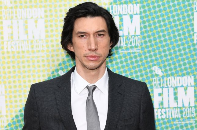 Adam Driver and his film Marriage Story have received Gotham Award nominations. Photo by Rune Hellestad/UPI