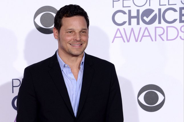 Actor Justin Chambers said he is leaving ABC medical drama Grey's Anatomy after 16 seasons. File Photo by Jim Ruymen/UPI