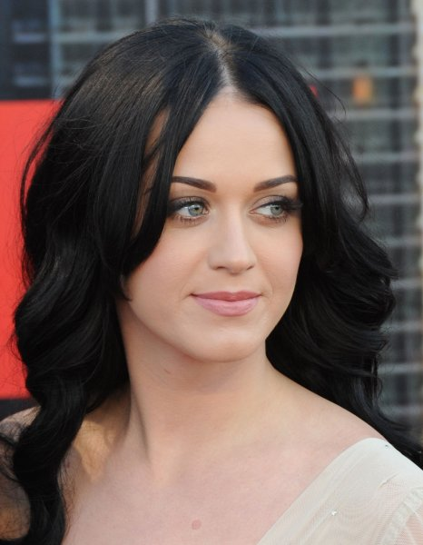American singer Katy Perry attends the premiere of Arthur at Cineworld, O2 Arena in London on April 19, 2011. UPI/Rune Hellestad