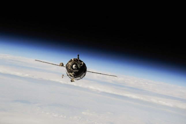 Soyuz spacecraft returns to Earth from International Space Station