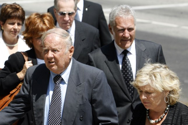 Actor Dick Van Patten dies at age 86. File photo by Fred Prouser/Pool/UPI