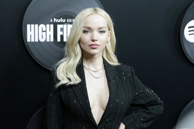 Dove Cameron will reprise her role of Mal in Disney Channel's animated special, Descendants: The Royal Wedding.  File Photo by John Angelillo/UPI