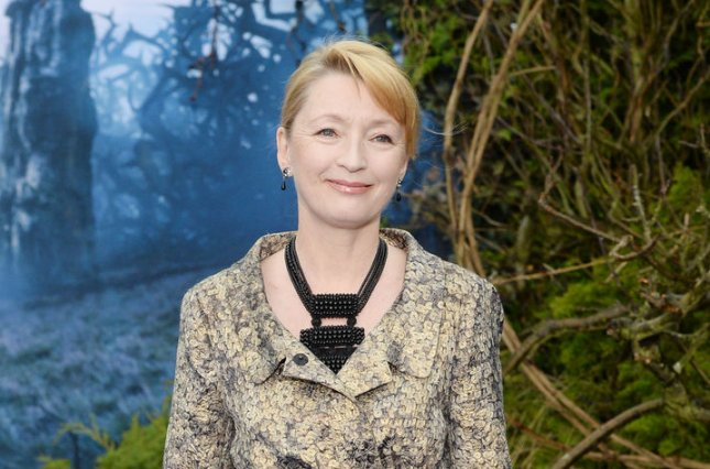 Lesley Manville has joined the cast of Starz's Dangerous Liaisons, along with Carice van Houten, Paloma Faith and more. File Photo by Rune Hellestad/UPI