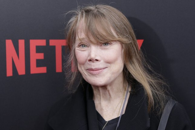 Sissy Spacek arrives on the red carpet at the Netflix Bloodline New York series premiere on March 3, 2015. Spacek will soon be seen in the Hulu series Castle Rock. File Photo by John Angelillo/UPI
