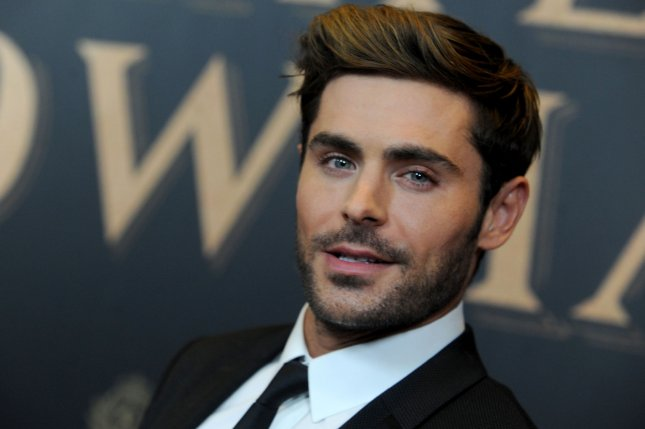 Zac Efron has shared a new photo from the set of Extremely Wicked, Shockingly Evil and Vile that also features Lily Collins. File Photo by Dennis Van Tine/UPI