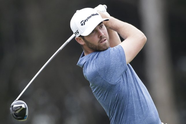 Matthew Wolff takes a two-shot lead on the field into the final round of the 2020 U.S. Open Sunday at Winged Foot Golf Club in Mamaroneck, N.Y. File Photo by John Angelillo/UPI