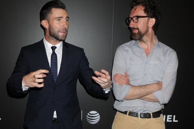 Adam Levine says he didn't take acting lessons before playing a singer in 'Begin Again'