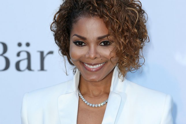 Janet Jackson arrives at the amfAR Cinema Against AIDS 2013 gala at the Hotel du Cap in Antibes, France on May 23, 2013. Jackson is among those nominated for entry into the Rock & Roll Hall of Fame this year. Other nominees are N.W.A., Cheap Trick, The Smiths, Nine Inch Nails and Chaka Khan. File Photo by David Silpa/UPI